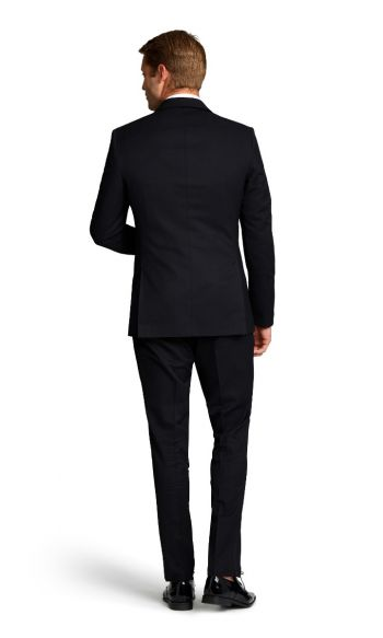 Black Notch Lapel Performance Tuxedo