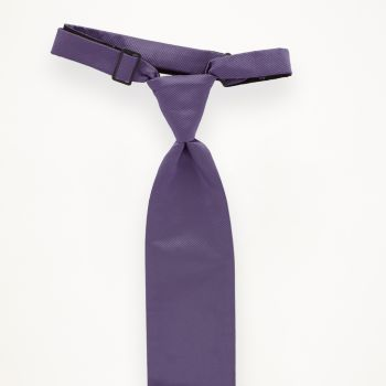 Freesia Solid Long Tie