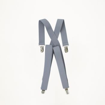 Grey Suspenders