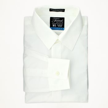 Ivory Laydown Collar Shirt