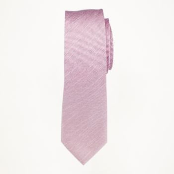 Love Pink Matte Long Tie