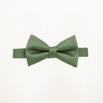 Meadow Solid Bow Tie