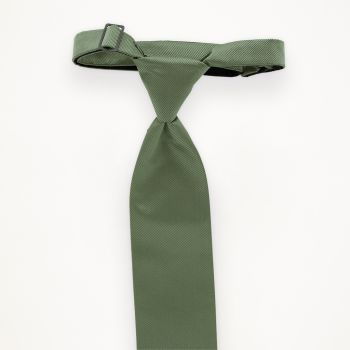 Meadow Solid Long Tie
