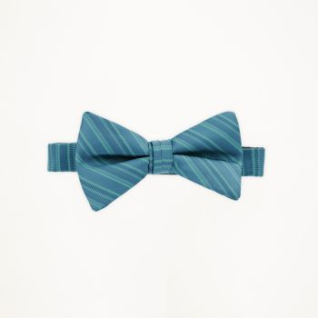 Oasis Striped Bow Tie