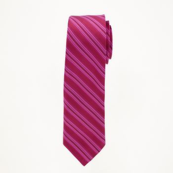 Passion Striped Long Tie