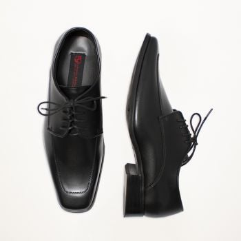 Black Matte Dress Shoe