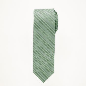 Waterfall Striped Long Tie