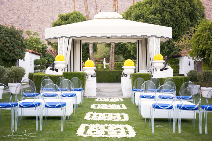 Palm Springs Wedding Inspiration at the Viceroy