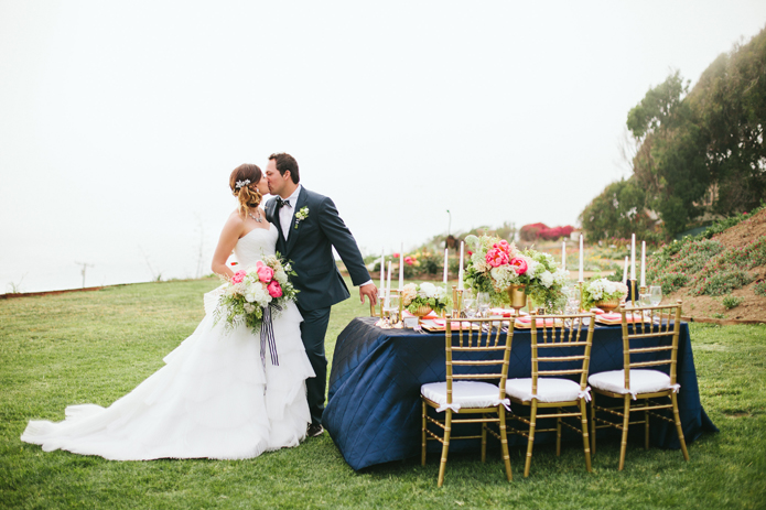 Nautical Malibu Wedding Inspiration