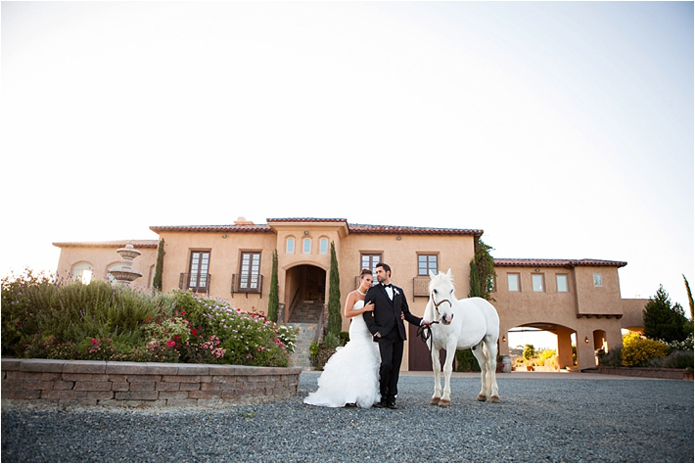 Wine Country Estate Wedding