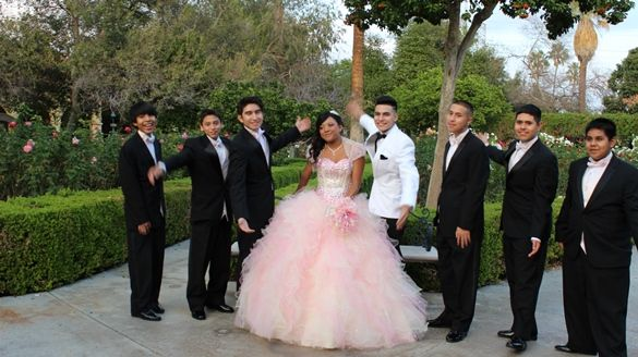 Destiny Lopez's Quince with Cheyo Carrillo!