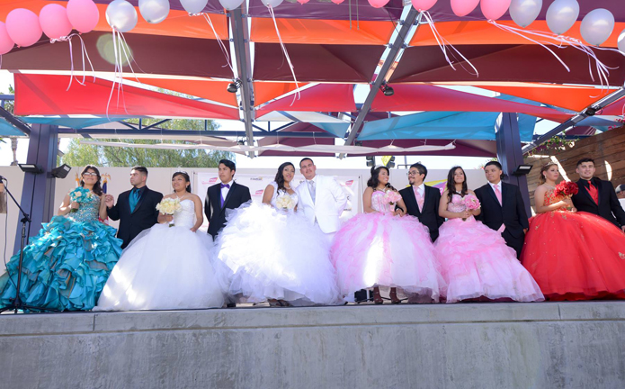 A Dream Fulfilled for 6 Quinceaneras in Foster Care