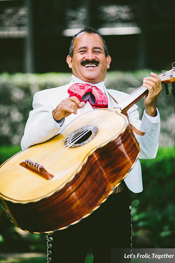 Casa Bella Event Center Wedding Mariachi Band Player