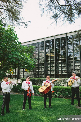 Casa Bella Event Center Wedding Mariachi Band