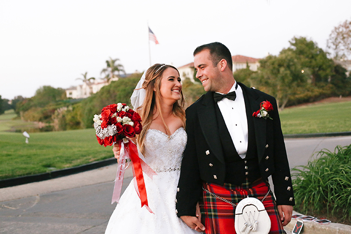 Scottish Wedding at SeaCliff Country Club