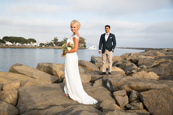 Ocean Institute of Dana Point Wedding