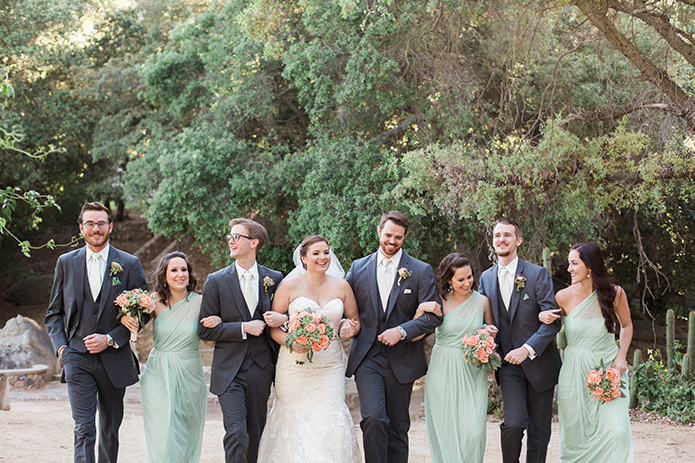 Temecula Secluded Garden Estate Rustic Wedding