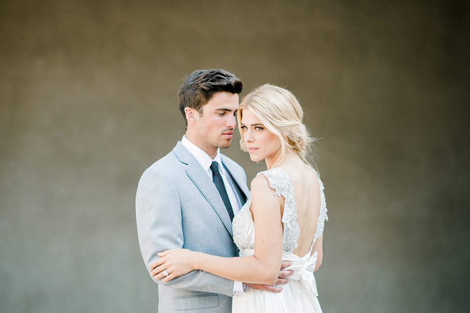 Chic European Inspired Wedding Style