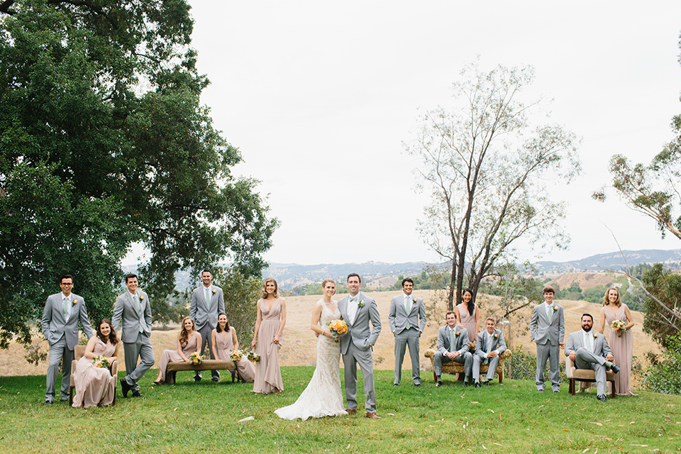 Remote LA Ranch Wedding at Diablo Dormido
