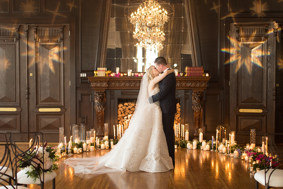 Star-Crossed Lovers Inspired Wedding
