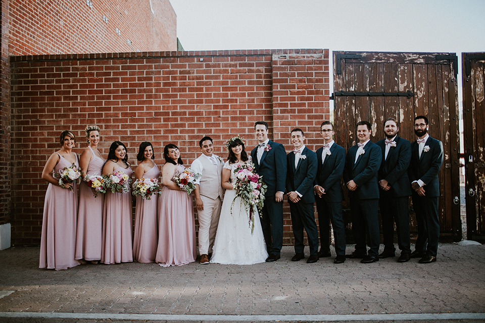Ethereal Blush Pink Wedding at the Estate on Second