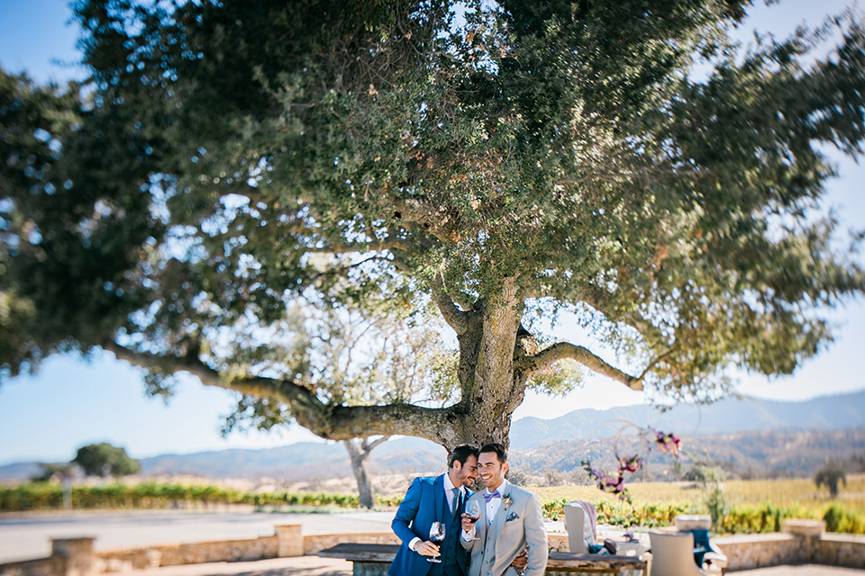 Stylish Vineyard Wedding in the Central Coast