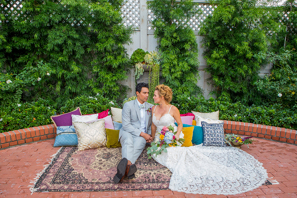Colorful Moroccan Wedding at the Darlington House
