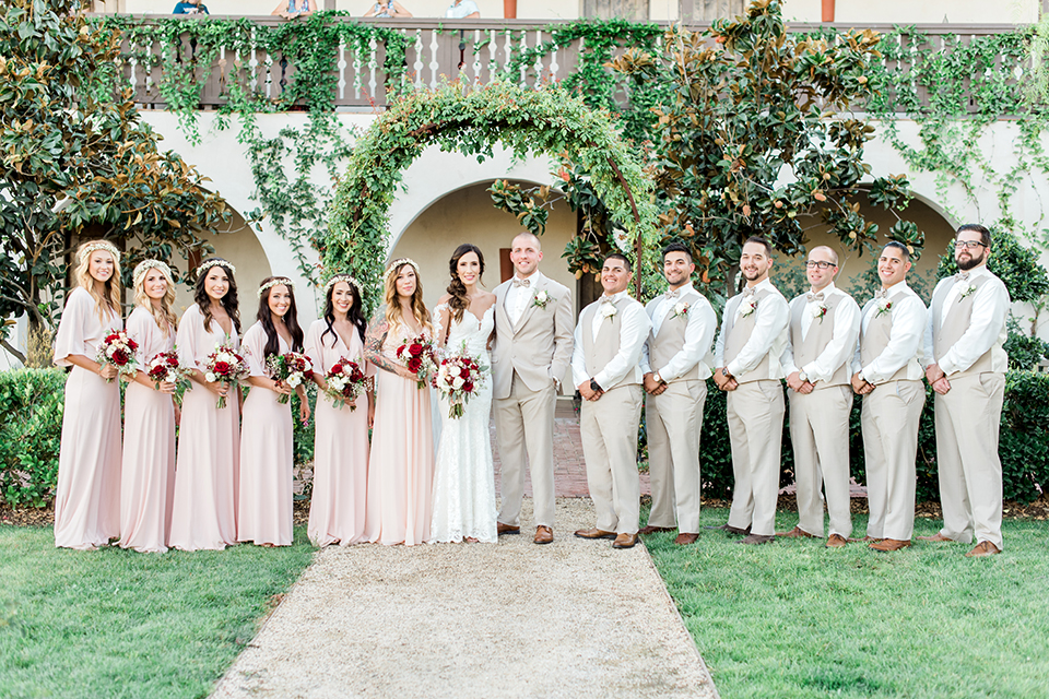 Summer Winery Wedding in Temecula