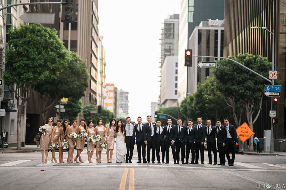 A City Wedding that is both Chic and Cool!