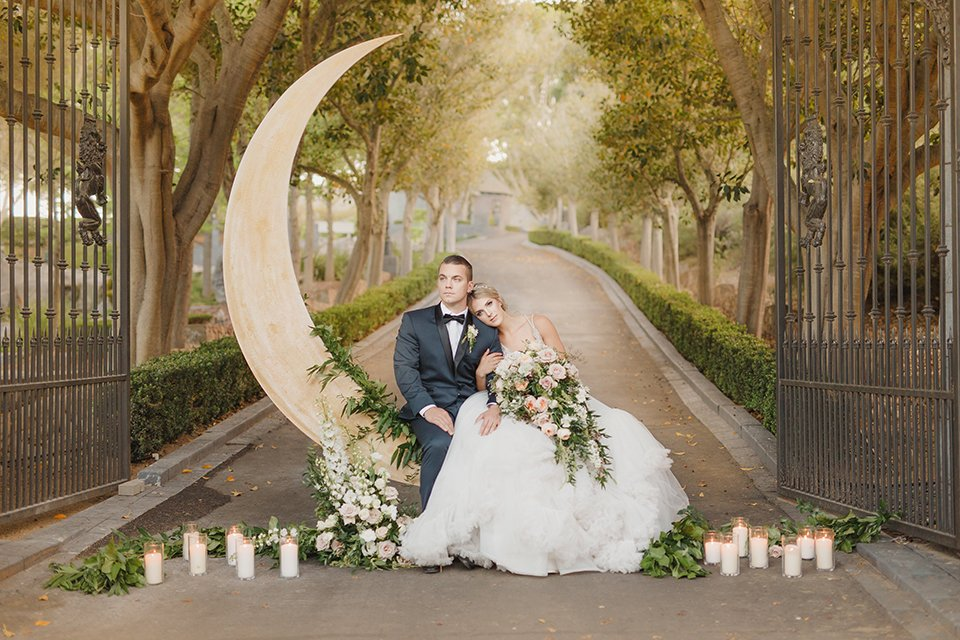 Celestial Fairytale Wedding Inspiration