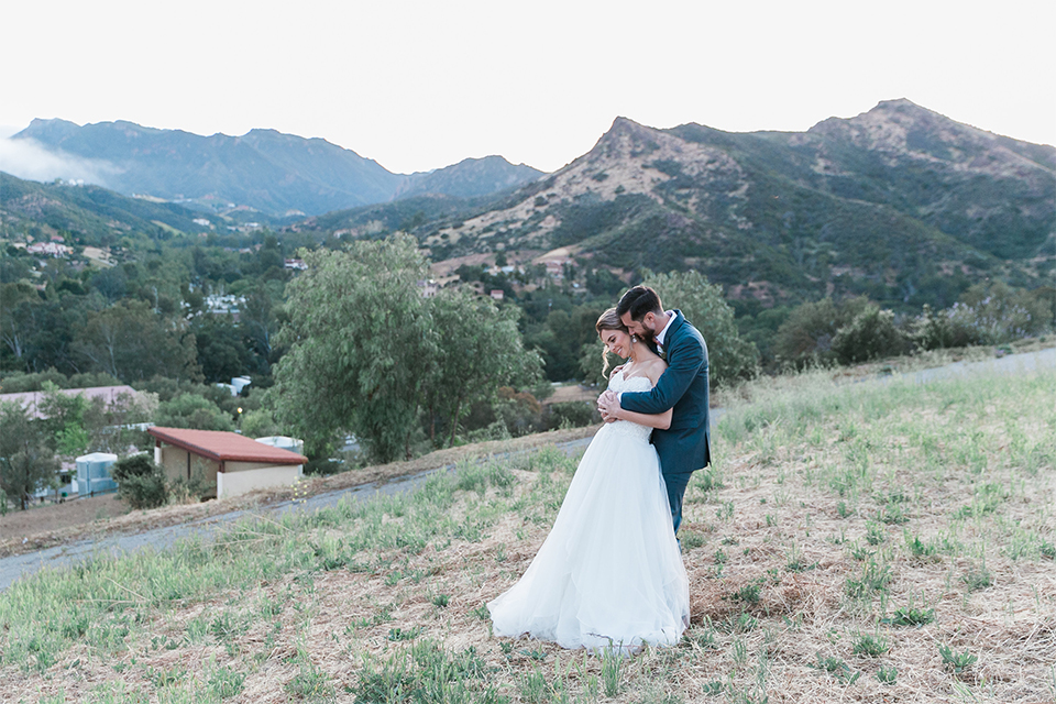 California Ranch Countryside Wedding