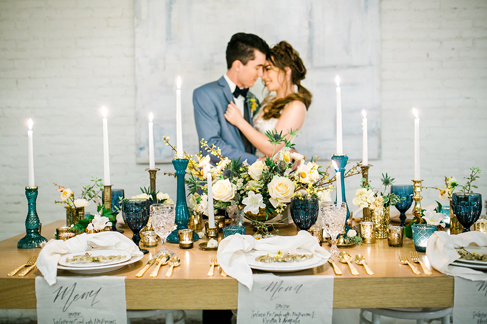 Industrial Packing House Wedding