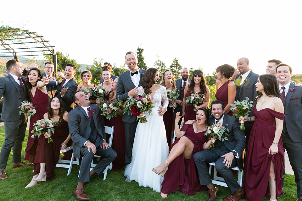 Elegant Rustic Temecula Winery Wedding