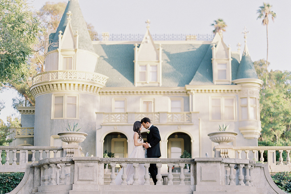 Where Fairy Tale Meets Elegant Wedding Style