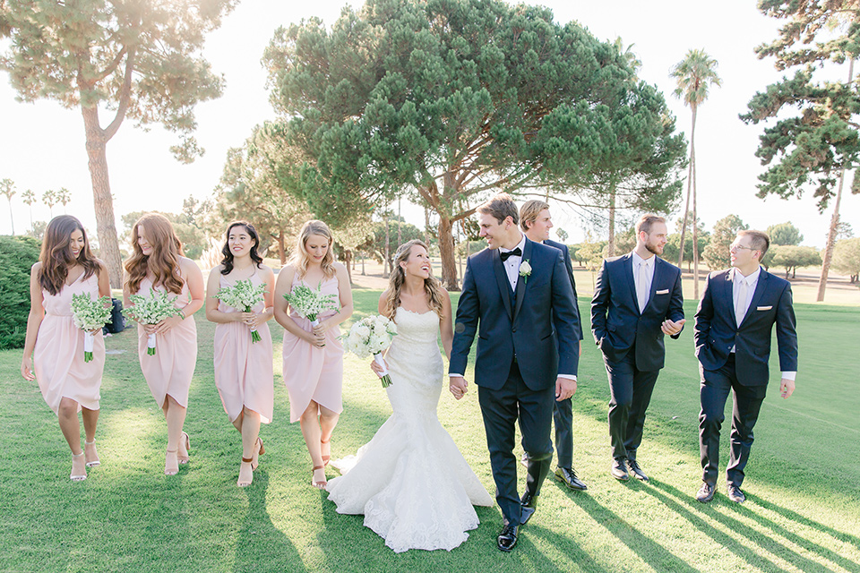 Elegant Country Club Wedding in Palos Verdes