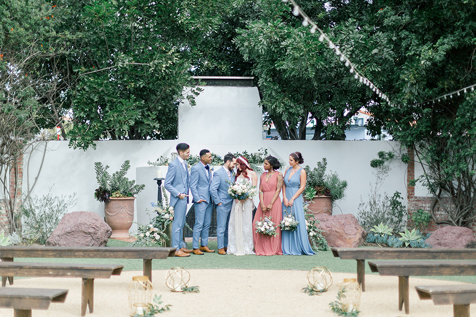 Whimsical Garden Wedding- Stylist Feature!
