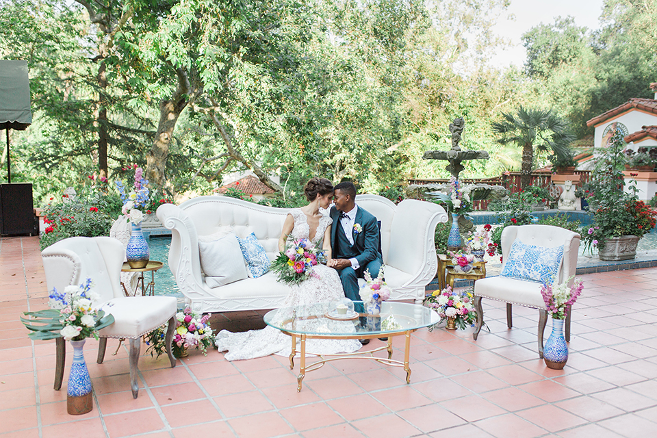 Spanish Inspired Al Fresco Wedding