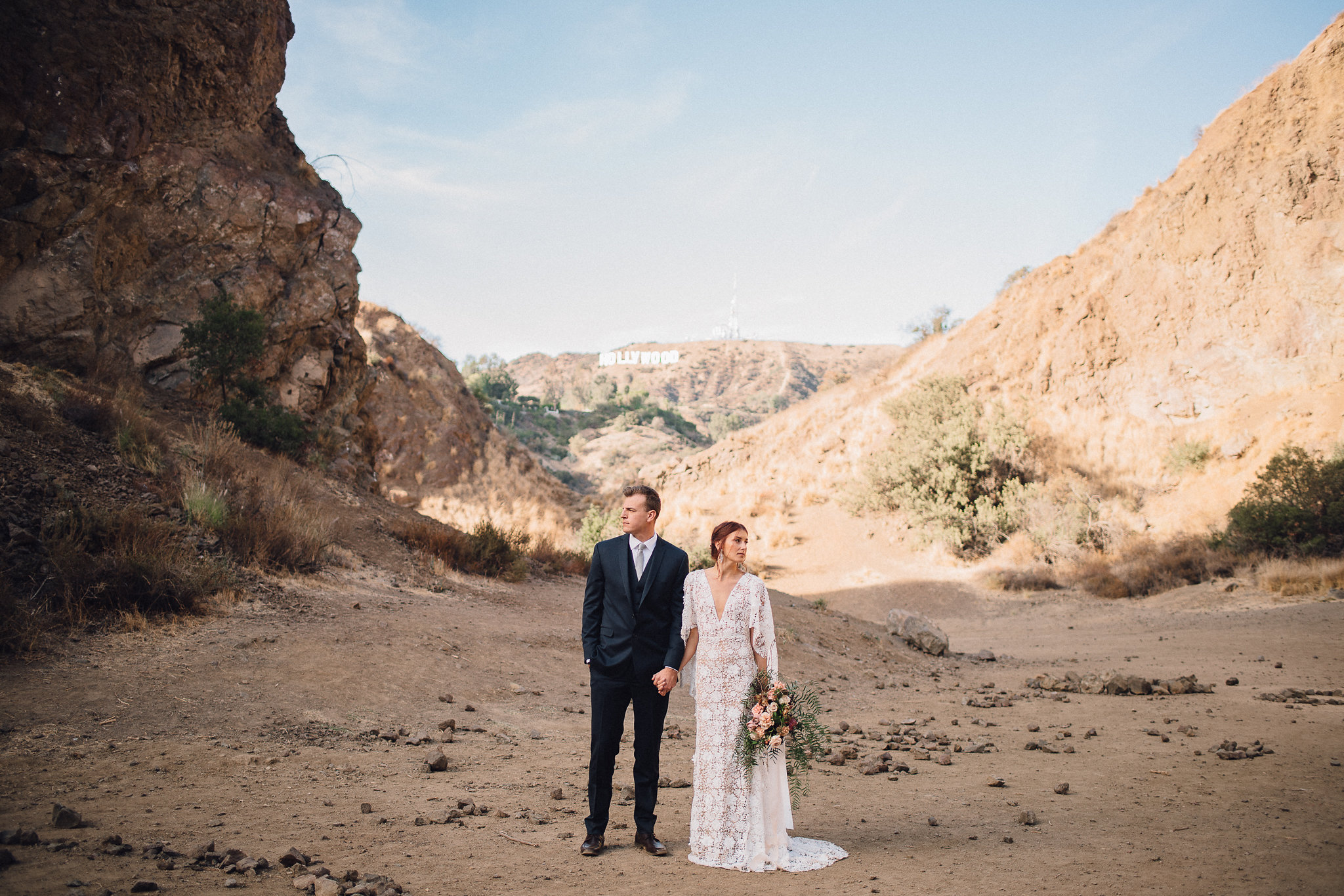Los Angeles Bohemian Wedding