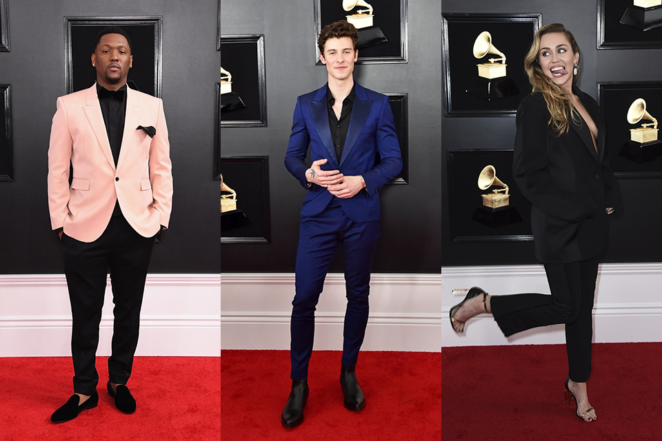 Grammys 2019 Best Dressed Men