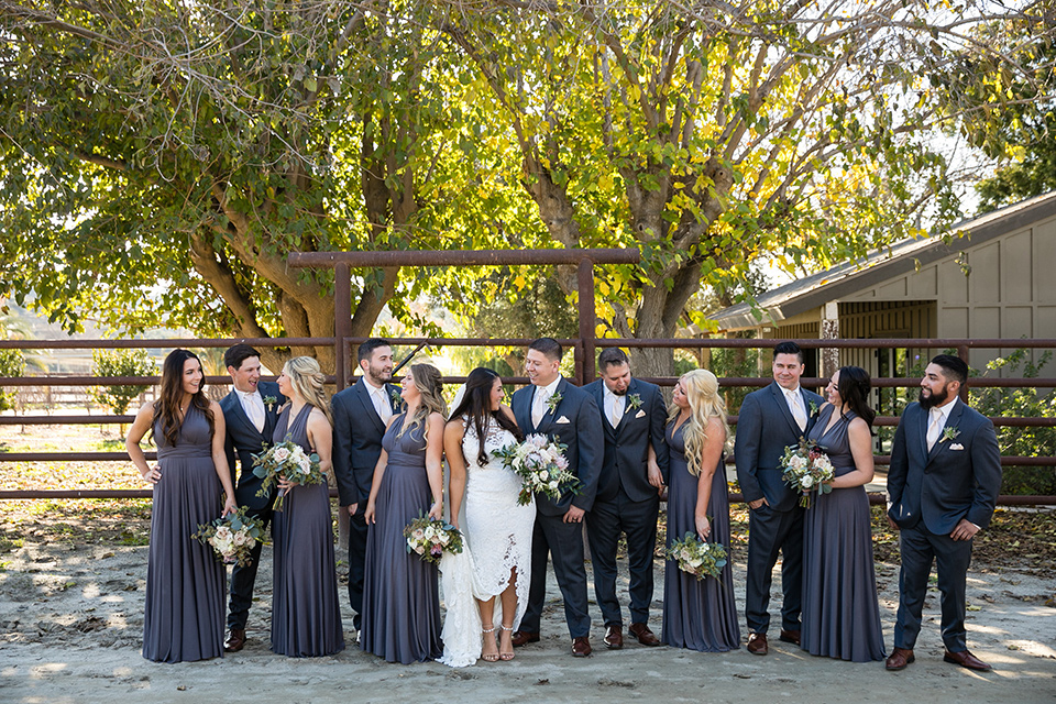 How to Design a Monochrome Grey Wedding