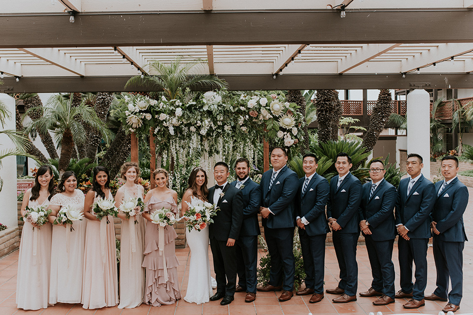 Tropical Romantic Wedding Vibes