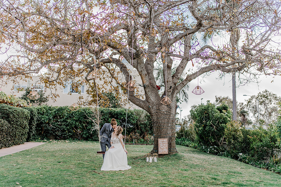 Warm Hues Boho Wedding in La Jolla