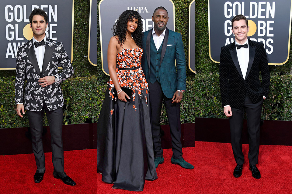 Golden Globes 2019 Best Dressed Men