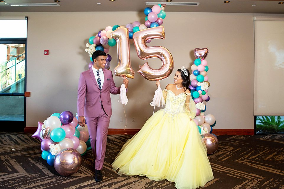 Planning Your Quinceañera: Top Suit Ideas for Your Chambelanes