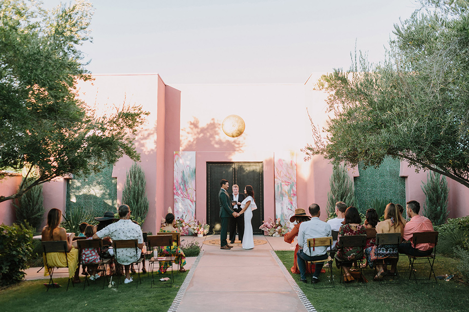 The Most Stylish Vow Renewal Ever!