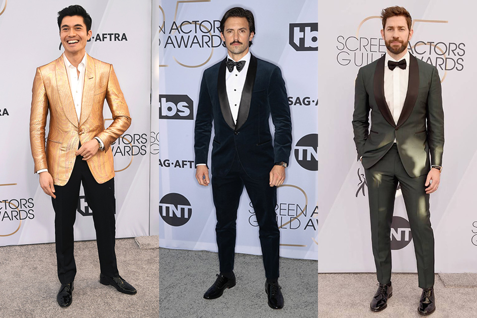 2019 SAG Awards Best Dressed