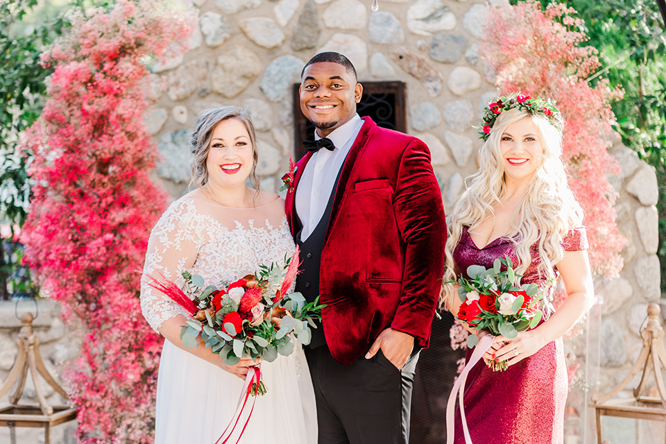 5 Must-Have's for a Valentine's Day Themed Wedding